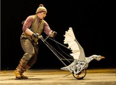 Puppet from Warhorse- Nearly stole the show.