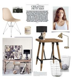 """Creating Pictures"" by barngirl ❤ liked on Polyvore featuring interior, interiors, interior design, dom, home decor, interior decorating, Alessi, Menu, Room Essentials i Ballard Designs"