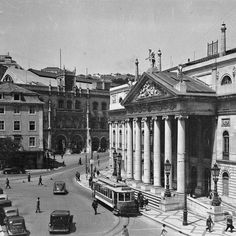 © Paulo Guedes / Rossio 1937
