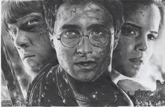 """ Harry Potter ""   pencil on paper, FB: https://www.facebook.com/pages/The-Portraits-Art/164524207083225?ref=tn_tnmn"