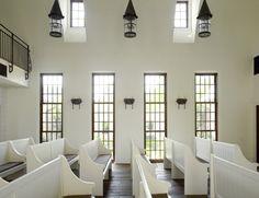 Modern funeral homes