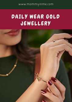 best=Ways of wearing Gold Jewellery Daily Parenting lifestyle Prom Dresses Girl Kids Gold Jewellery, Gold Jewelry, Magic Quotes, Urban Jewelry, Book Review Blogs, Delicate Jewelry, Book Of Life, Daily Wear, Gold Rings