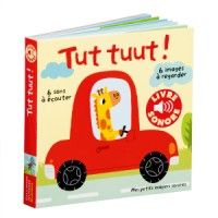 Livre Tut tuut ! Imagier sonore Carte Visa, Book Posters, Cover Design, Baby Room, Toy Chest, Baby Kids, Kids Fashion, 6 Images, Noel