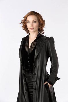 """Penny Dreadful S3 Olivia Llewellyn as """"Mina Harker"""""""