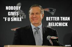 gotta love belichick