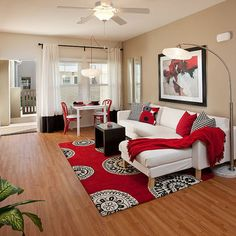 Living Room Colour Schemes Design Ideas, Pictures, Remodel, and Decor - page 9