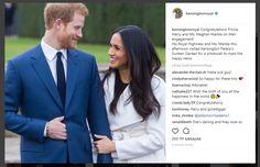 Kuninkaalliset+häät+tulossa!+Prinssi+Harry+ja+Meghan+Markel+menivät+kihloihin