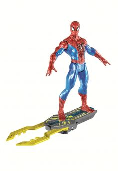Amazing Spider-Man 2: Spider Strike: Blitz Board Spider-Man 1