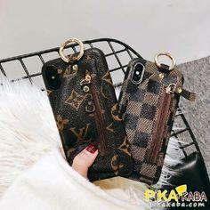 ルイヴィトン アイフォンテン/8/7ケース コインケース付き かわいい スタンド Modelos Iphone, Lv Handbags, Iphone 8 Plus, Gucci, Louis Vuitton, Chanel, Dior, Tote Bag, Shoes