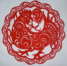 china paper cuts #OrientArt #China #Japan #OrientalArt #OrientCustom