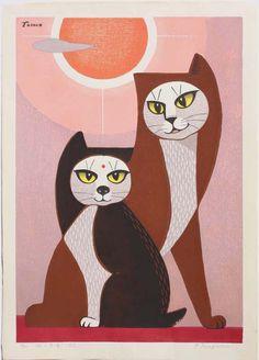 inagaki tomoo-india cat-1.jpg