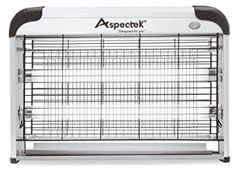 Aspectek Coverage Electronic Indoor Commercial insect and mosquito killer zapper eliminator Mosquito Killer Machine, Electronic Pest Control, Natural Pesticides, Bees And Wasps, Bug Control, Mosquito Control, Thing 1, Beneficial Insects