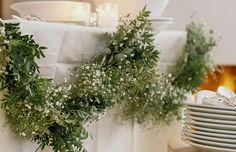Wedding Garlands: Top 10 Ways to use Greenery Garlands in your wedding