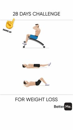 Have Slimmer Body with Challenge - eignung 28 Day Challenge, Weight Loss Challenge, Workout Challenge, Weight Loss Program, Bodybuilder, App Store, Fun Workouts, At Home Workouts, Body Muscle Anatomy