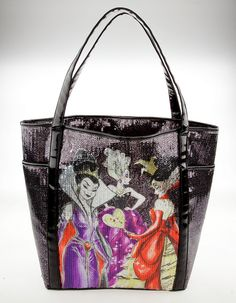 Designer Villain Collection Purses