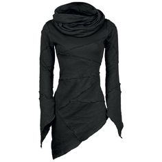 Templar Hood - Girls hooded sweatshirt by Queen Of Darkness - Article Number: 232747 - from 43.99 € - EMP Merchandising ::: The Heavy Metal Mailorder ::: Merchandise Shirts and More
