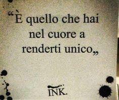 Italian Quotes, Sentences, Self Love, Wisdom, Words, Geronimo, Blog, Phrases In Italian, Feelings