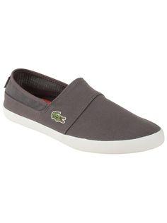 5768c1577 Lacoste Men s Marice Par in Dark Grey Dark Grey Everyone loves a pair of  great