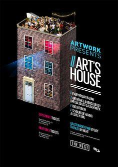 The Nest & Dalston Roof Park - Art's House
