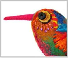 FELTING matters...: AND... from the other side of the world!