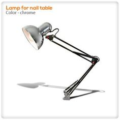 Mgm manicure table manicure tables pinterest manicure lamp for nail table aloadofball Images