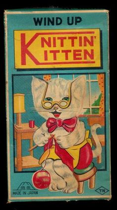 """""""Knittin Kitten"""""""