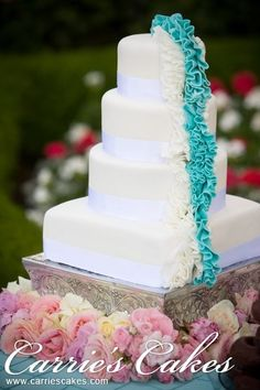 I think this is the wedding cake for me.