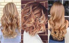Urocze włosy w kolorze toffi - zechcesz je mieć już teraz! #toffi #włosy toffi #włosy #kobieta #fryzura toffi #kolor toffi