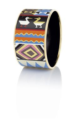 A Diva in Africa! Bracelet from FREYWILLE Spirit of Africa - Kilimanjaro collection. Get it at Baneasa Shopping City!