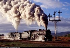 Net Photo: 1882 South African Railways Steam at Oudtshoorn, South Africa by Michael F.