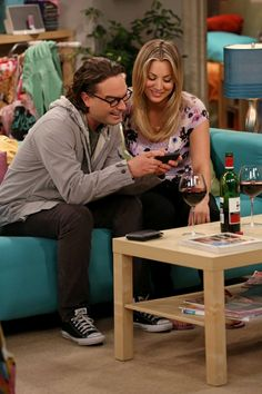 """The Big Bang Theory Photos: Reunited in """"The Deception Verification"""" Episode 2 of Season 7 on CBS.com"""