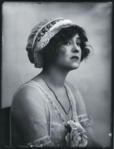 Gabrielle Ray - Photograph - April 1911