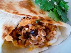 Crispy southwest chicken wraps for freezer cooking