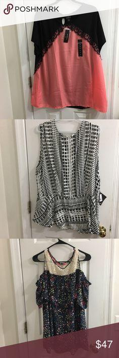 Custom 6 shirt bundle 6 plus tops Tops Blouses