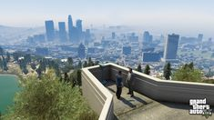 Rockstar distilled photographs and countless hours of video to create Los Santos, the LA lookalike in Grand Theft Auto V.