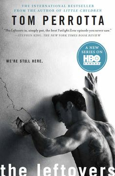 #TheLeftovers is becoming an HBO show! OMG, I loved this book!