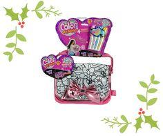#christmas #gifting #simbatoys #colormemine #pink #bag #bow #gifts #colors