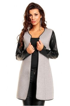 Kleding: Wat draag je in de winter? Online Shopping For Women, Fashion Outfits, Lifestyle, Detail, Grey, Coat, Sweaters, Leather, Jackets