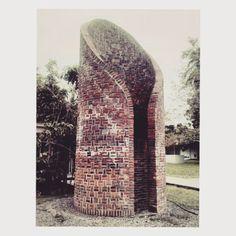 Per Kirkeby, Brick Sculpture and Architecture - Buscar con Google