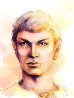 In my next life, I want to be Vulcan .. my second choice .. no, I don't have a second choice.