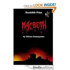 Macbeth - My friend illustrated this... Please buy!