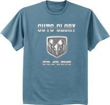 Dodge Ram logo t-shirt for men dodge ram hemi decal graphic tee men's