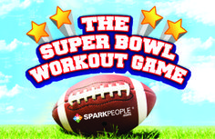 The Super Bowl Exercise Game: Work Out While You Watch | via @SparkPeople #fitness #football #TV
