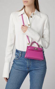 Large Corallina Raffia Tote by Carolina Santo Domingo Fashion Handbags, Fashion Bags, Kylie Jenner Workout, Epsom, Magnolia, Hermes Kelly Bag, Cloth Bags, Fashion Branding, Ready To Wear