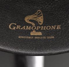 iPhone® Gramophone acoustically amplified sound