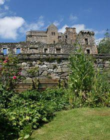 Castle Campbell Scotland