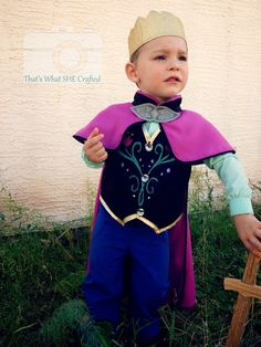 The Elsapocalypse and Annapocalypse are here: BOY Anna Costume
