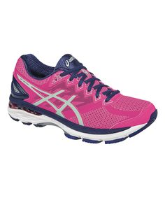 Another great find on #zulily! ASICS Pink GT-2000 4 Running Shoe - Women by ASICS #zulilyfinds