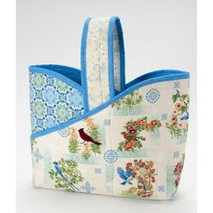 American Quilter's Society - Feather and Song Tote Kit