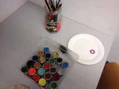 Prikkojen maalausta